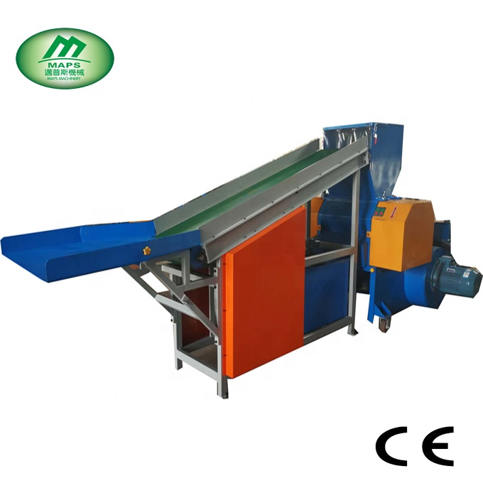 AV-506 FOAM(SPONGE) CRUSHING MACHINE